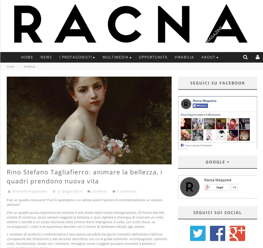 http://www.racnamagazine.it/rino-stefano-tagliafierro-animare-la-bellezza-i-quadri-prendono-nuova-vita/